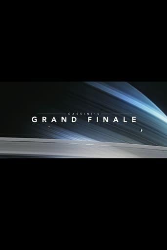 Poster of Cassini's Grand Finale