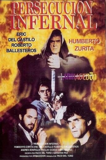 Poster of Persecución infernal
