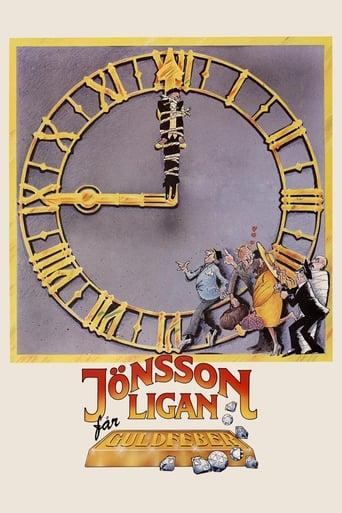 Poster of Jönssonligan får guldfeber