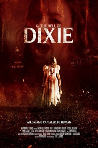 Poster of In The Hell of Dixie