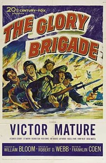 Poster of The Glory Brigade