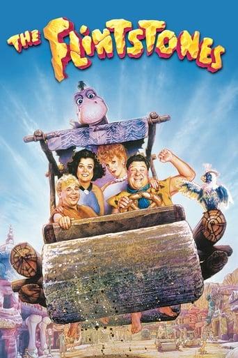 Poster of The Flintstones