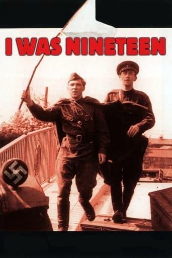 Poster of Ich war neunzehn