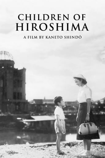 Poster of Children of Hiroshima