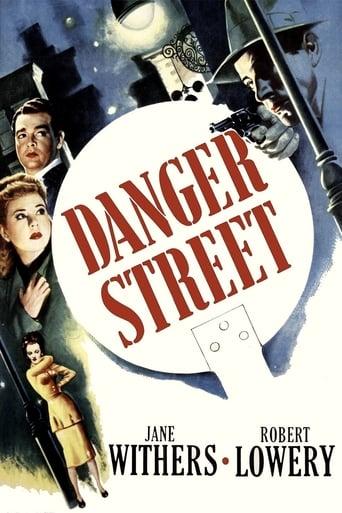 Poster of Danger Street