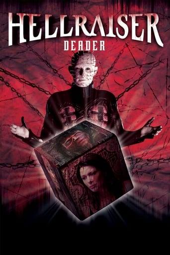 Poster of Hellraiser: Deader