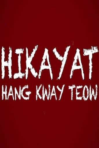Poster of The Epic of Hang Kway Teow