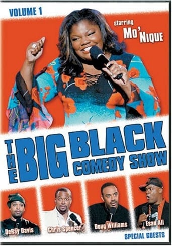 Poster of The Big Black Comedy Show, Vol. 1