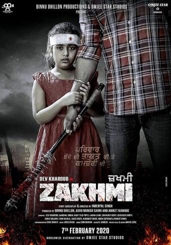 Poster of Zakhmi