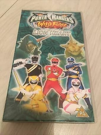 Poster of Power Rangers Wild Force: Lion Heart