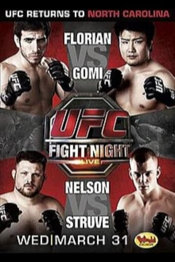 Poster of UFC Fight Night 21: Florian vs. Gomi