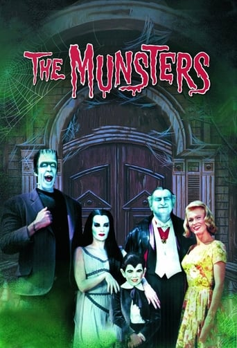 Poster of The Munsters