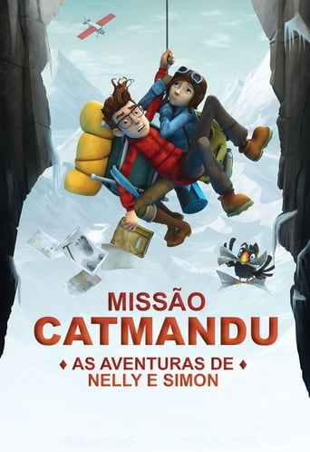 Mission Kathmandu: The Adventures of Nelly & Simon - Poster