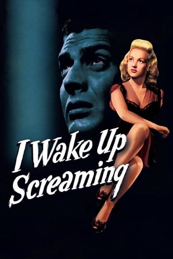 Poster of I Wake Up Screaming