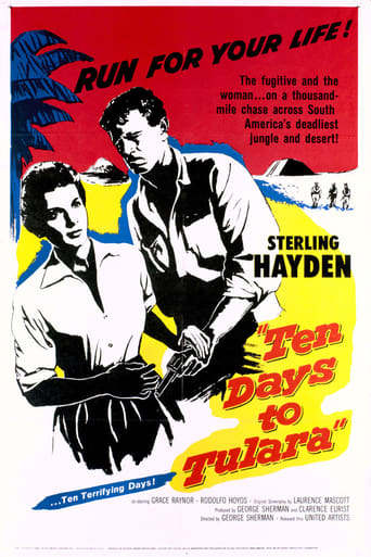 Poster of Ten Days To Tulara