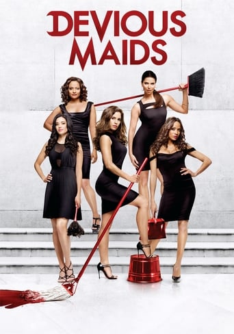 Poster of Devious Maids
