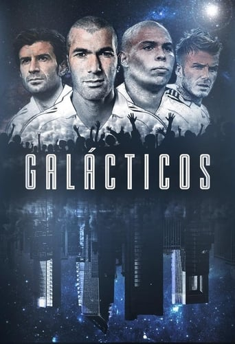 Poster of Galácticos