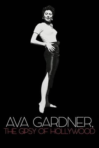 Poster of Ava Gardner, the Gipsy of Hollywood