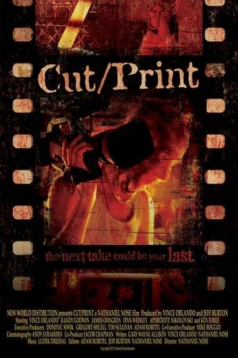 Poster of Cut/Print