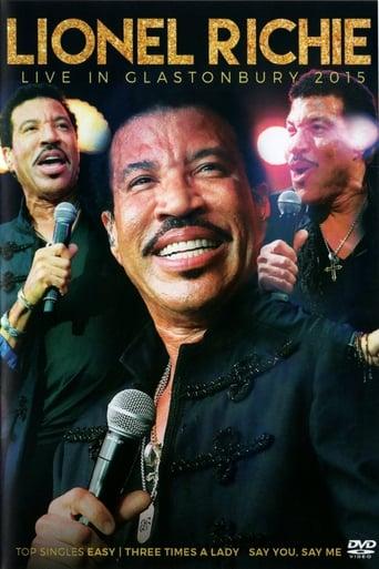 Poster of Lionel Richie at Glastonbury