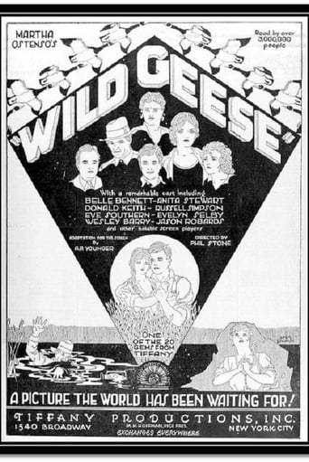 Poster of Wild Geese