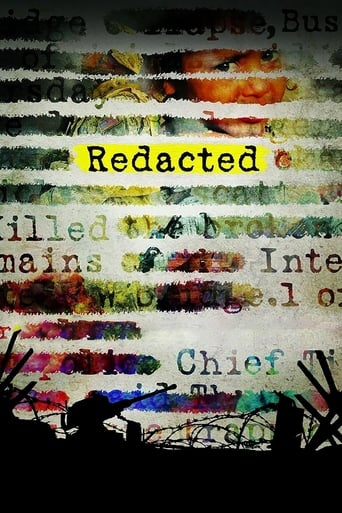 Poster of Redacted