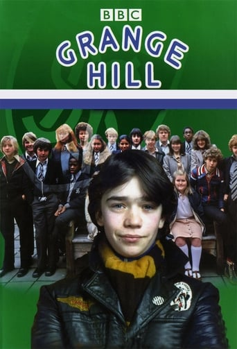 Poster of Grange Hill
