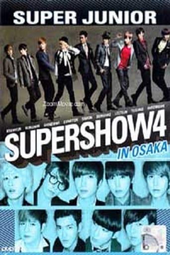 Poster of Super Junior World Tour - Super Show 4
