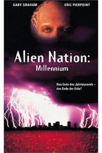 Poster of Alien Nation: Millennium