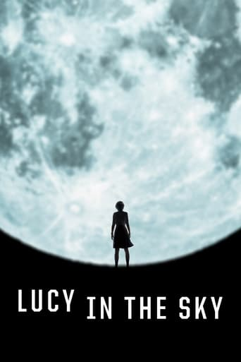 Poster of Lucy in the Sky