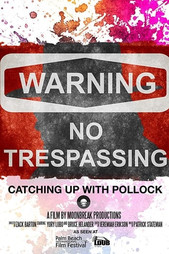Poster of Catching Up with Pollock
