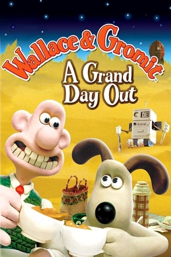 Poster of A Grand Day Out