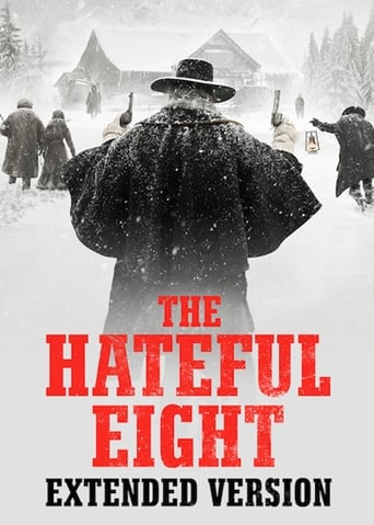 Poster of The Hateful Eight: Extended Version