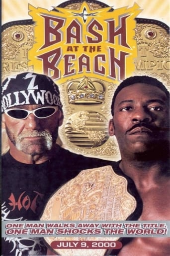 Poster of WCW Bash at the Beach 2000