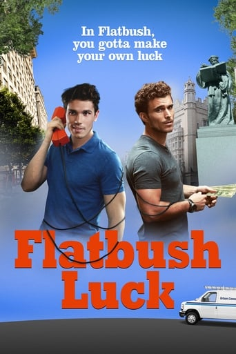 Poster of Flatbush Luck