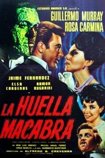 Poster of La huella macabra