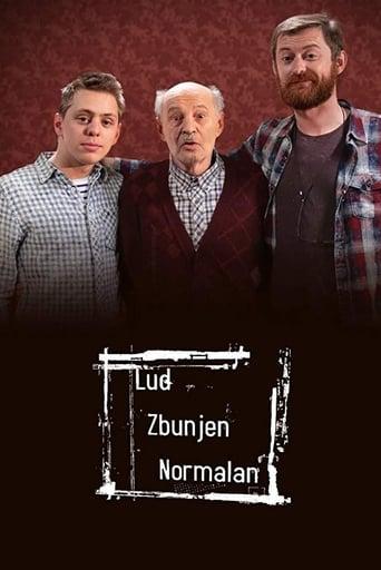Poster of Lud, zbunjen, normalan