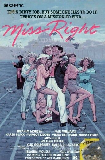 Poster of Miss Right