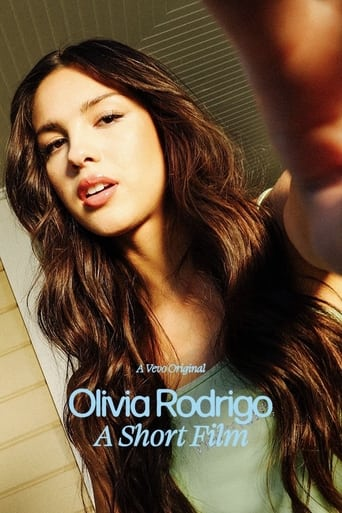 Poster of Olivia Rodrigo: A Short Film