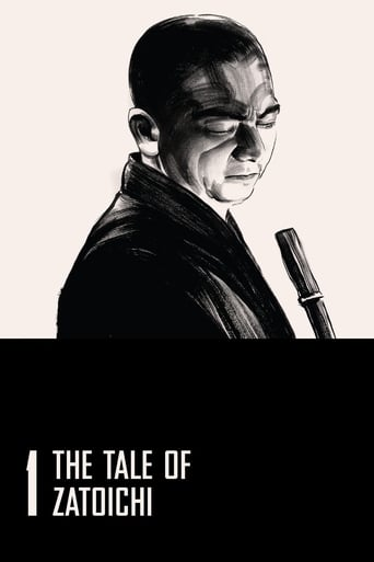 Poster of The Tale of Zatoichi
