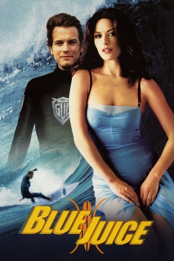 Poster of Blue Juice