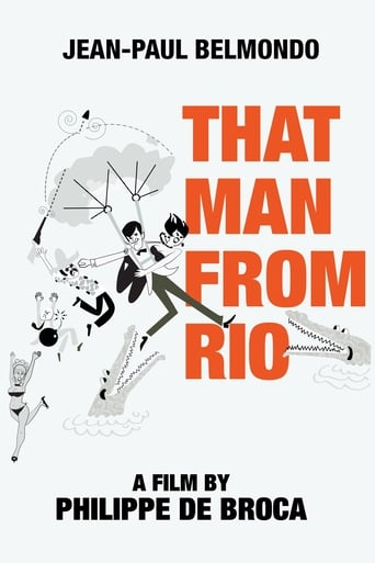 Poster of That Man from Rio