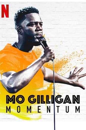 Poster of Mo Gilligan: Momentum