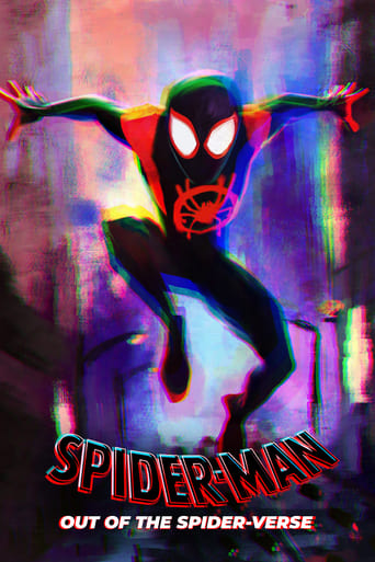 Poster of Spider-Man: Into the Spider-Verse Sequel