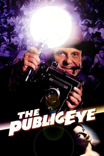 Poster of The Public Eye