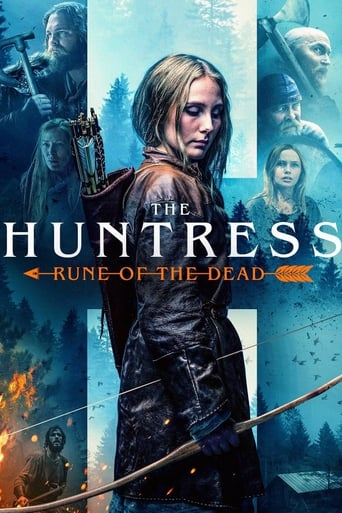 Poster of The Huntress: Rune of the Dead