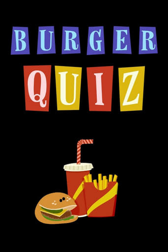 Poster of Burger Quiz