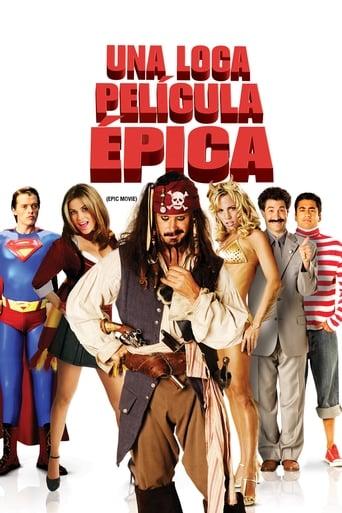 Kal Penn Poster Epic Movie