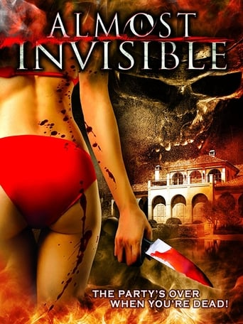 Poster of Almost Invisible