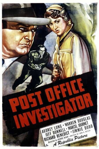 Poster of Post Office Investigator